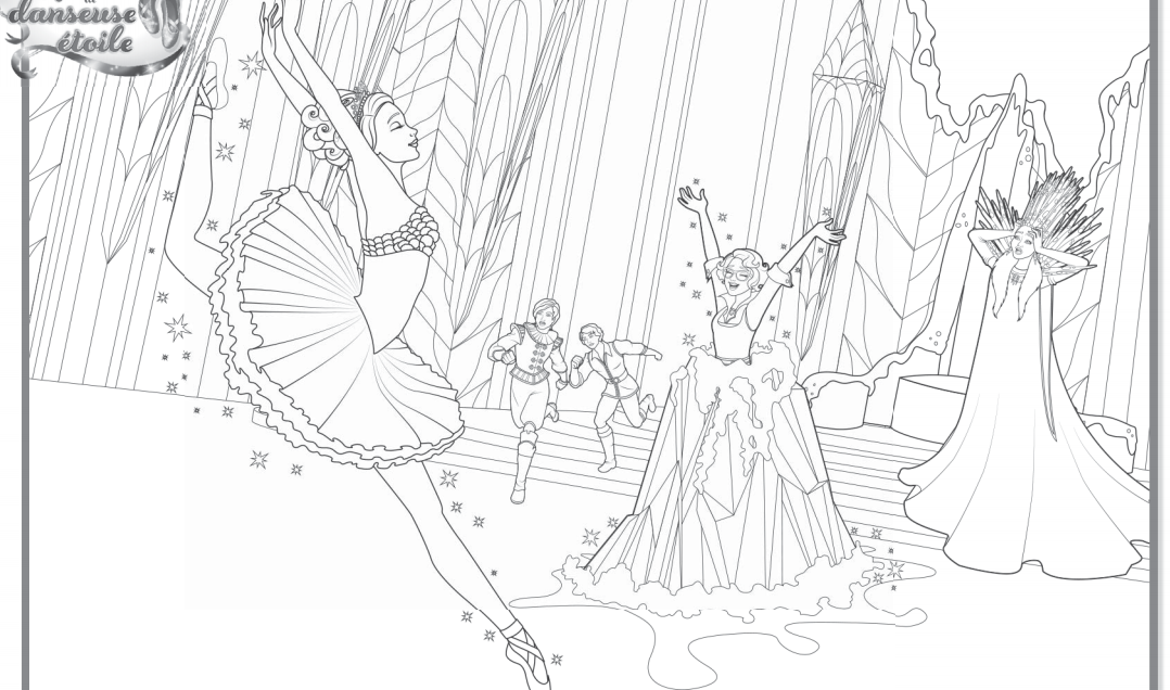 barbie life in the dreamhouse coloring pages | Barbie Movies PS ...