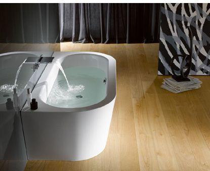 Badewanne freistehend an wand preise  Badewannen aus Stahl-Email: Freistehend an der Wand | home ...