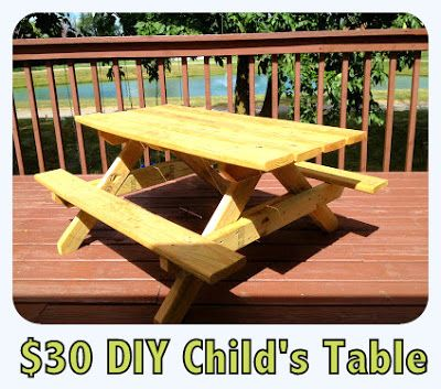 Home All Things With Purpose Kids Picnic Table Kids Picnic Picnic Table