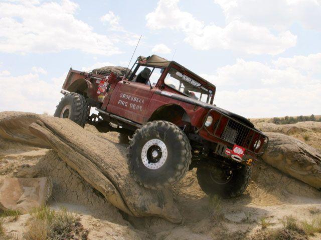 4 Wheel Off Road Magazine Jeep Trucks Jeep Pickup