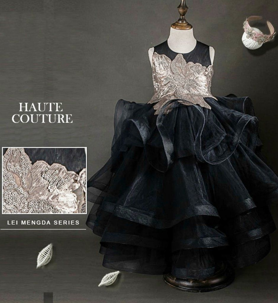 aed30b12 Elegant Paillette Sequin Gown--Made To Order High Quality--3D Floral  Paillette
