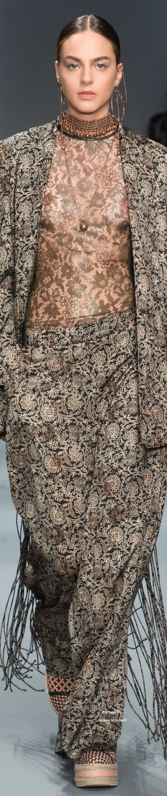 Zimmermann Collection fall 2016 Ready-to-Wear