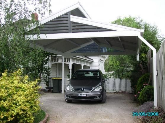 Limited In Size But Highly Protective Carport Designs In 2020