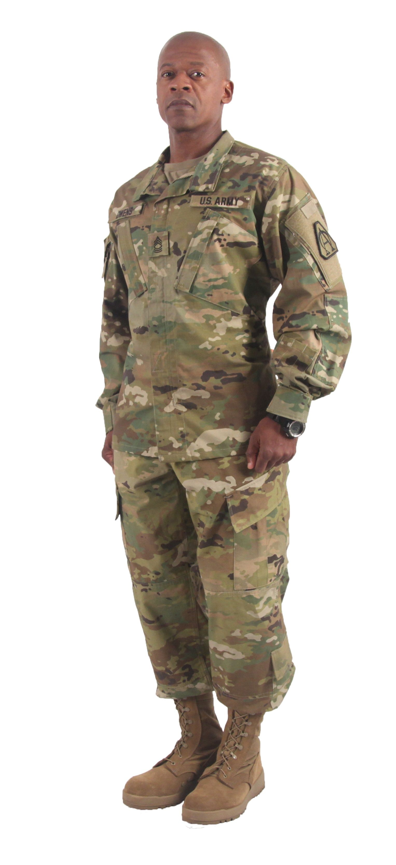 New Army camouflage pattern - OCP/Scorpion W2 | Tactical ... - photo#13