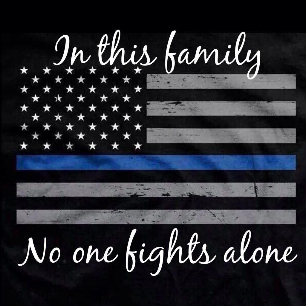 Quotes About No Family Support: No One Fights Alone.