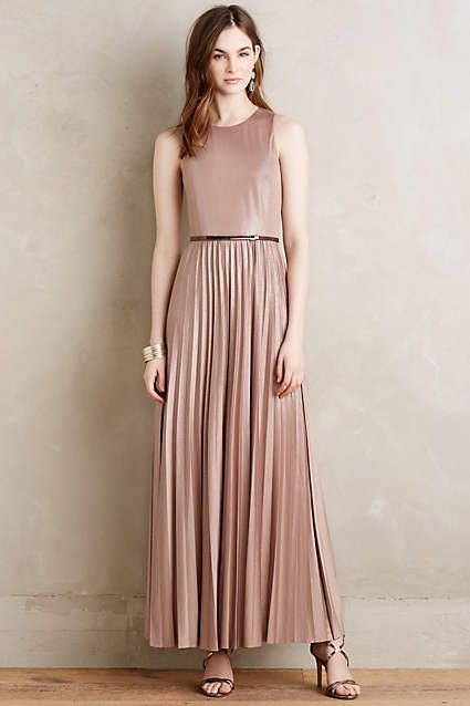 Omri Maxi Dress - #anthrofave