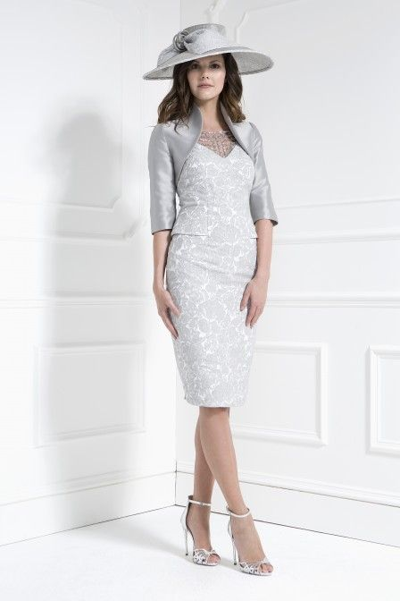 26054 John Charles Mother Of The Bride Wedding Outfit 2016 Fashion