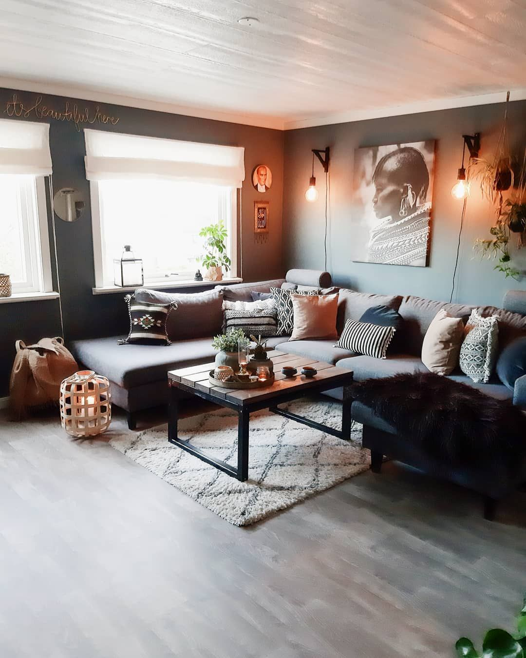 40+ Most Beautiful Living Room Ideas 2021   Page 7 of 42   hairstylesofwomens. com   Living room ...