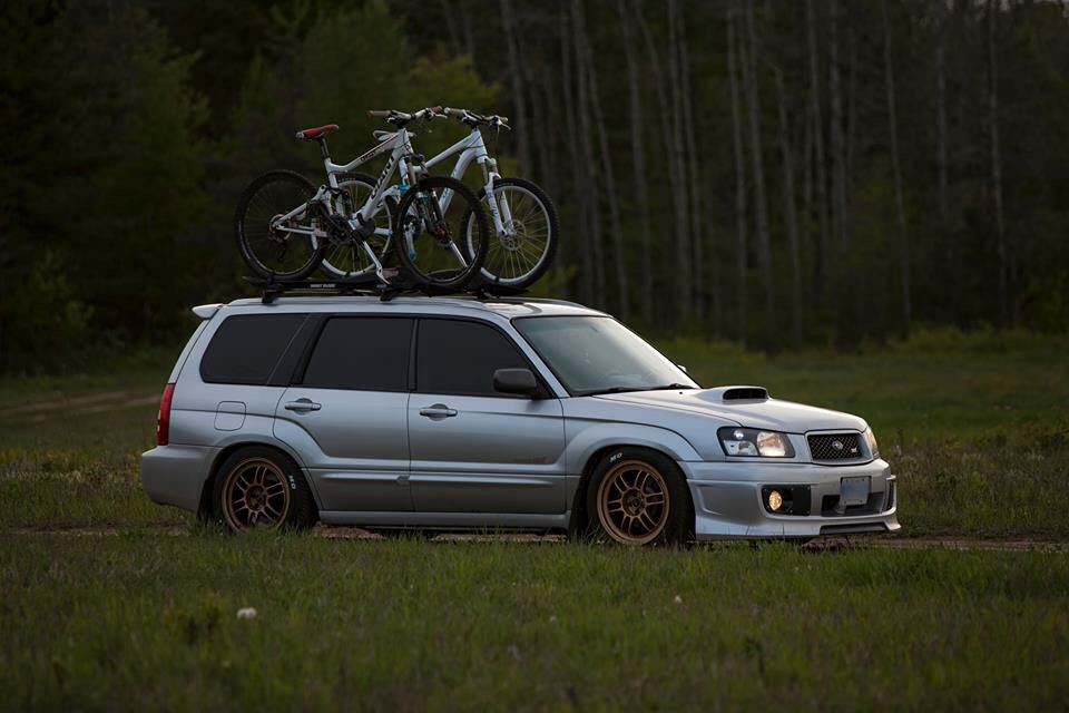 After A Long Winter Of Building And Restoring My Subaru Forester Sg5