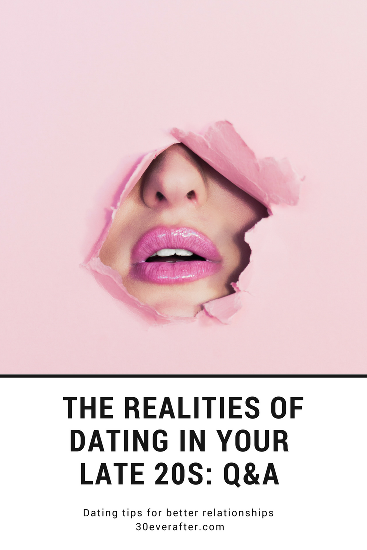 dating advice in your 20s done with dating sites