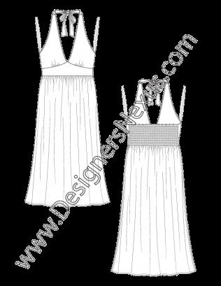 Free Fashion Downloads Illustrator Dress Flat Sketches Fashion Sketches Fashion Inspiration Design Fashion Drawing
