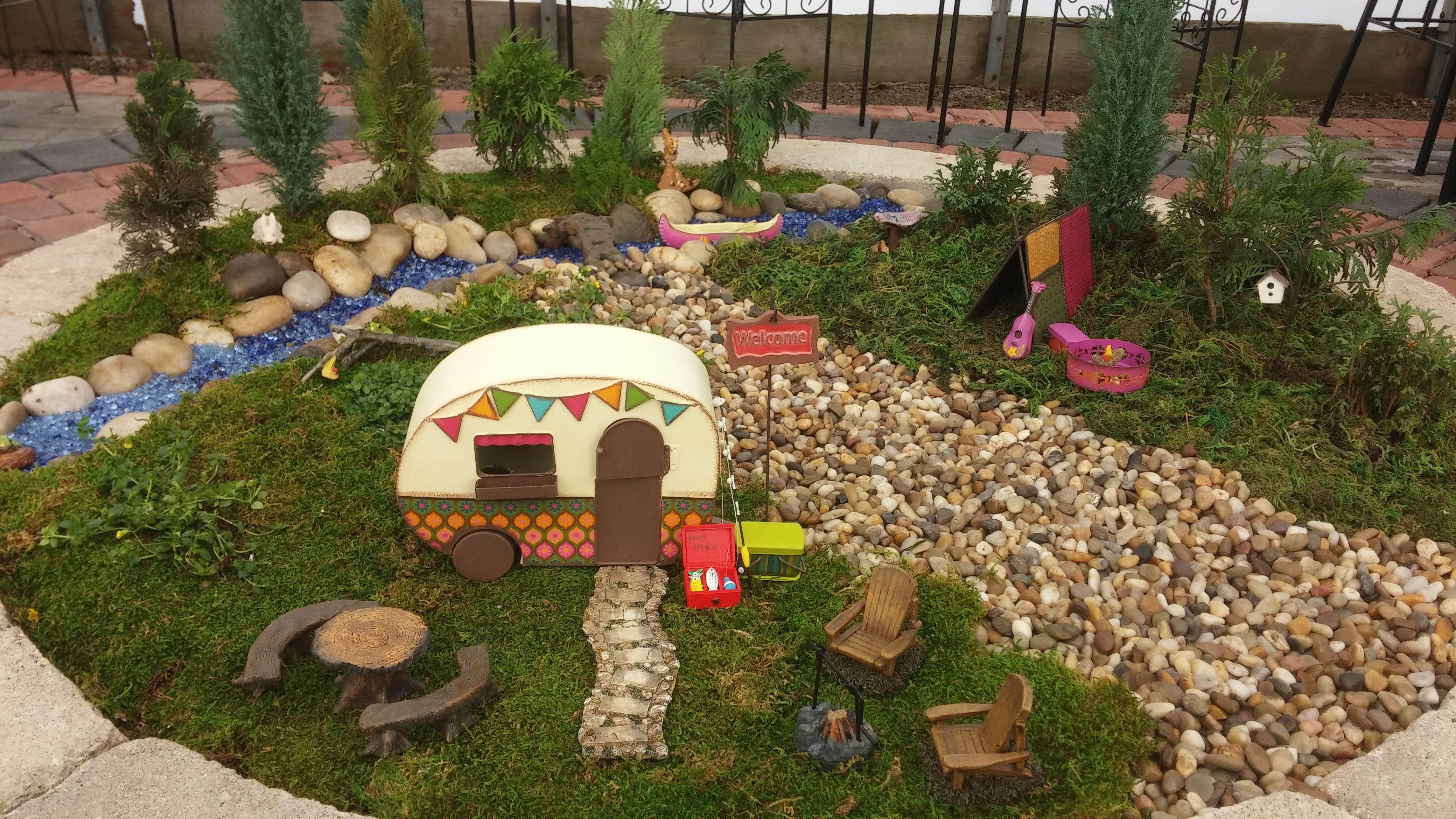 15 Fabulous Fairy Garden Ideas Gardens Garden ideas and Camps