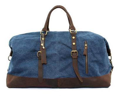 Canvas Weekend Travel Duffel Bag