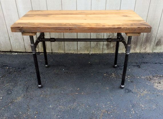 Marvelous The Butchers Choice Reclaimed Wood Bar Table Butcher By IReclaimed