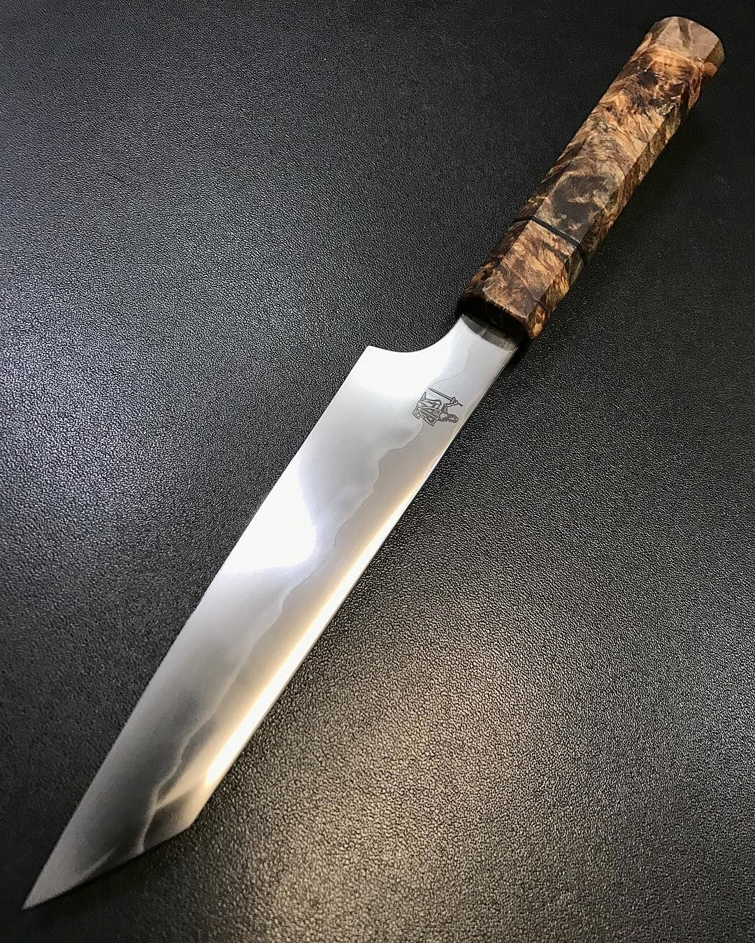 Dp custom knives | Chef knife, Kitchen knives, Custom knives