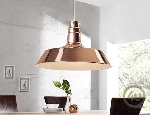 Hanglamp Luca Copper - Hanglampen - Verlichting   Bieb Martin Visser ...