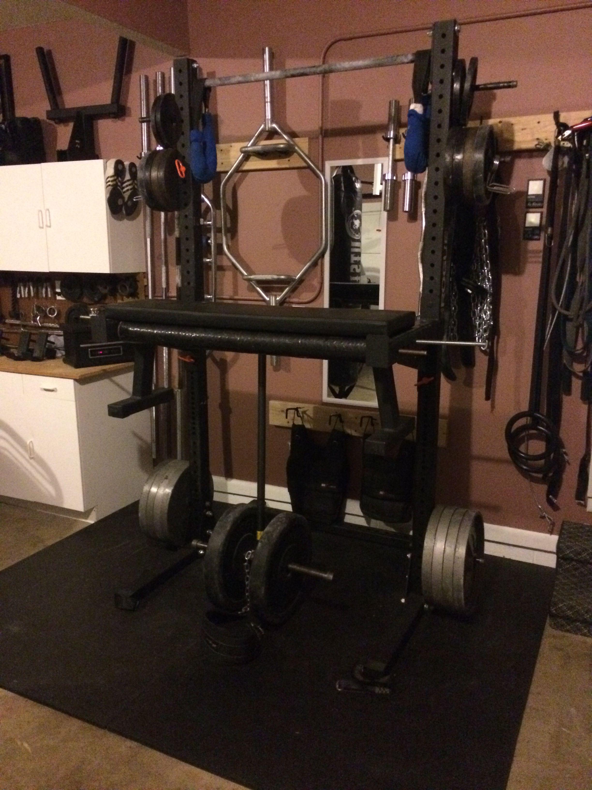My reverse hyper home gym gym equipment and gym