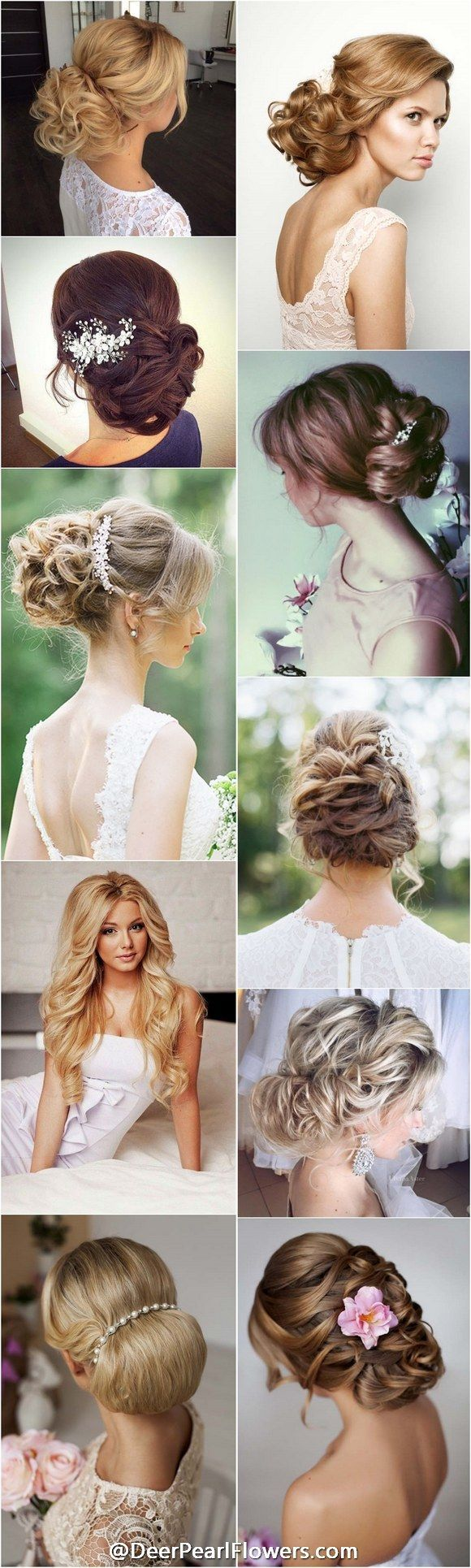 wedding hairstyles for long hair haircut styles easy
