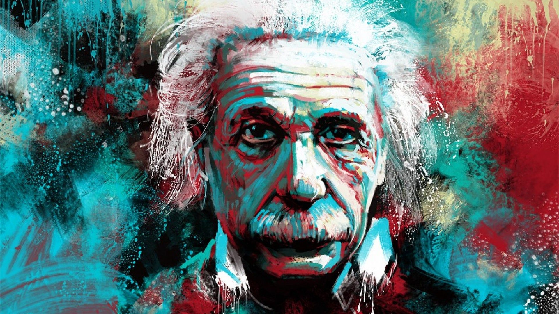 Albert Einstein Hd Wallpaper