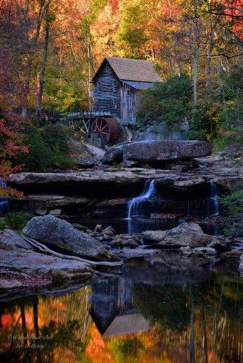 Grist Mills, West Virginia