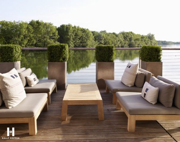 22 Beautiful Patio Ideas and Backyard Deck Designs Inviting to Enjoy ...