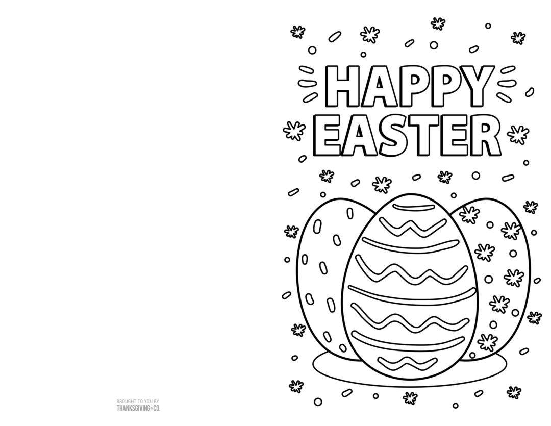 Easter Printables Free Easter Cards Easter Printables [ 835 x 1080 Pixel ]