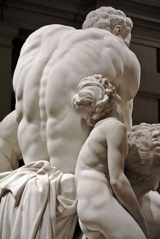 NYC - Metropolitan Museum of Art - Jean-Baptiste Carpeaux - Ugolino and His Sons