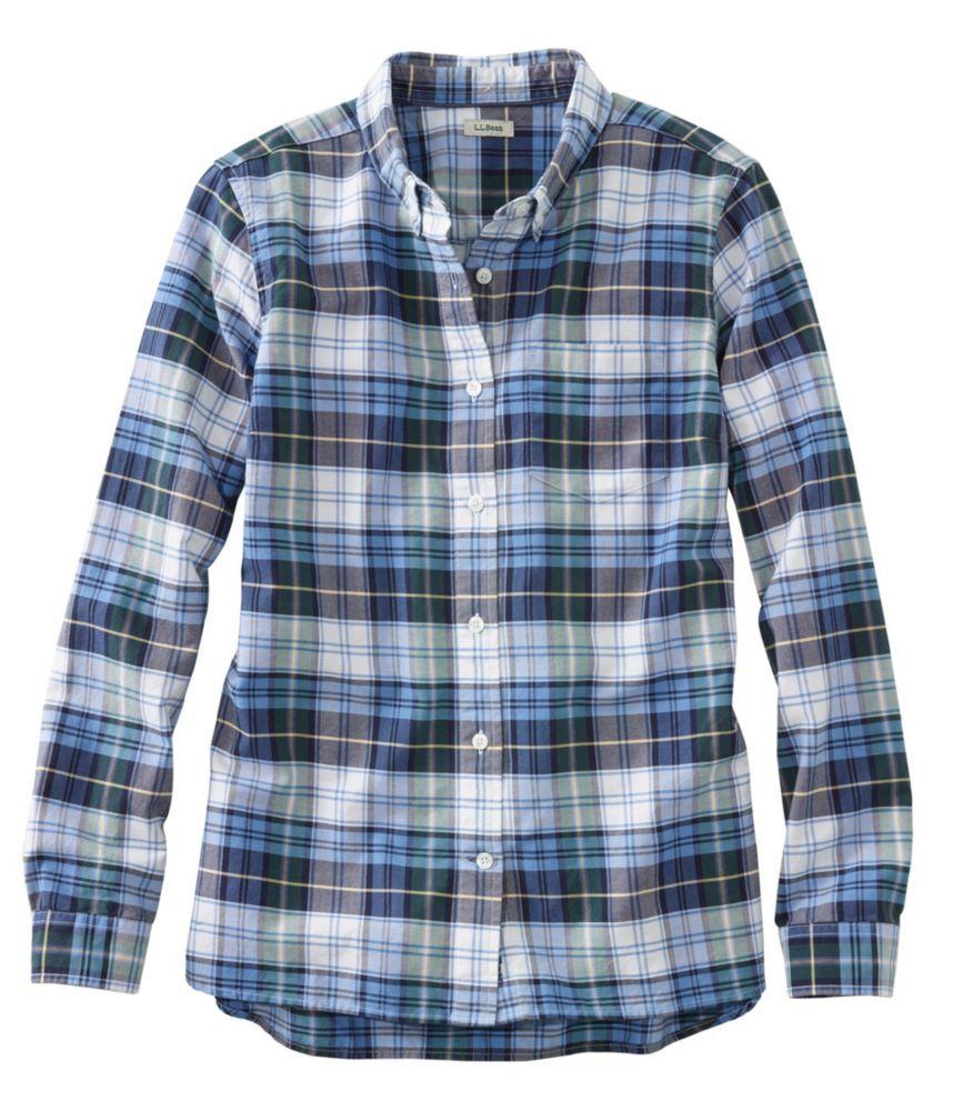 29f89e8c401e5 Lakewashed Organic Cotton Oxford Shirt