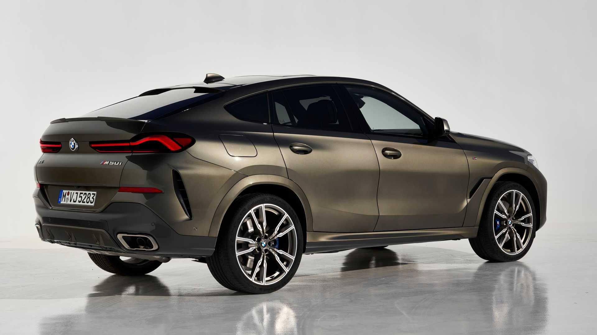 2020 Bmw X6 Bmw X6 New Bmw Latest Cars