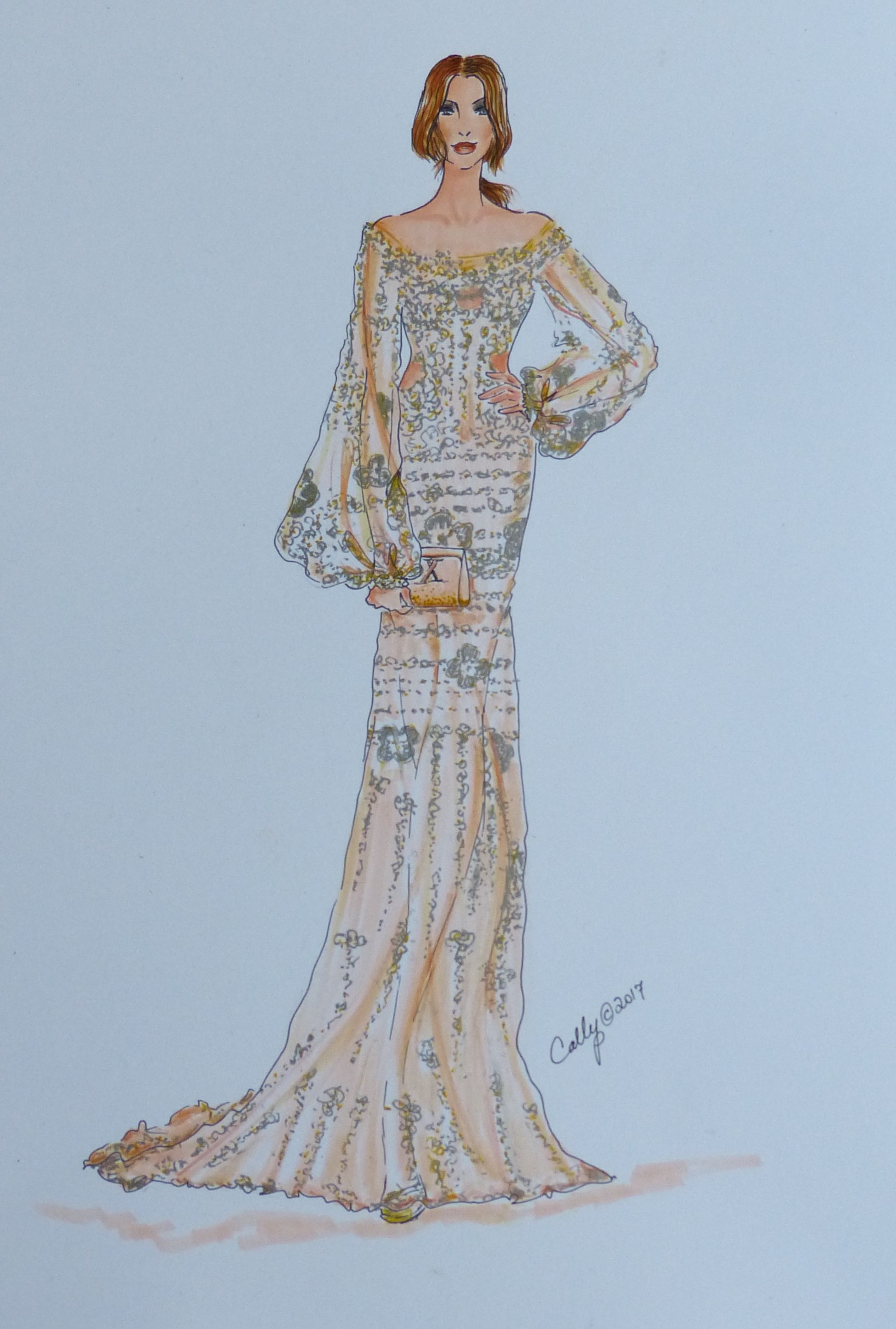 Pin by Penny George on Fashion Illustrations