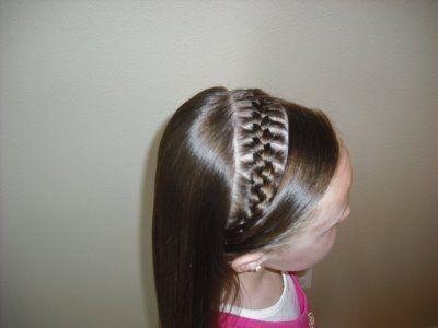peinados para niñas con pelo largo | vicky | peinados para niñas