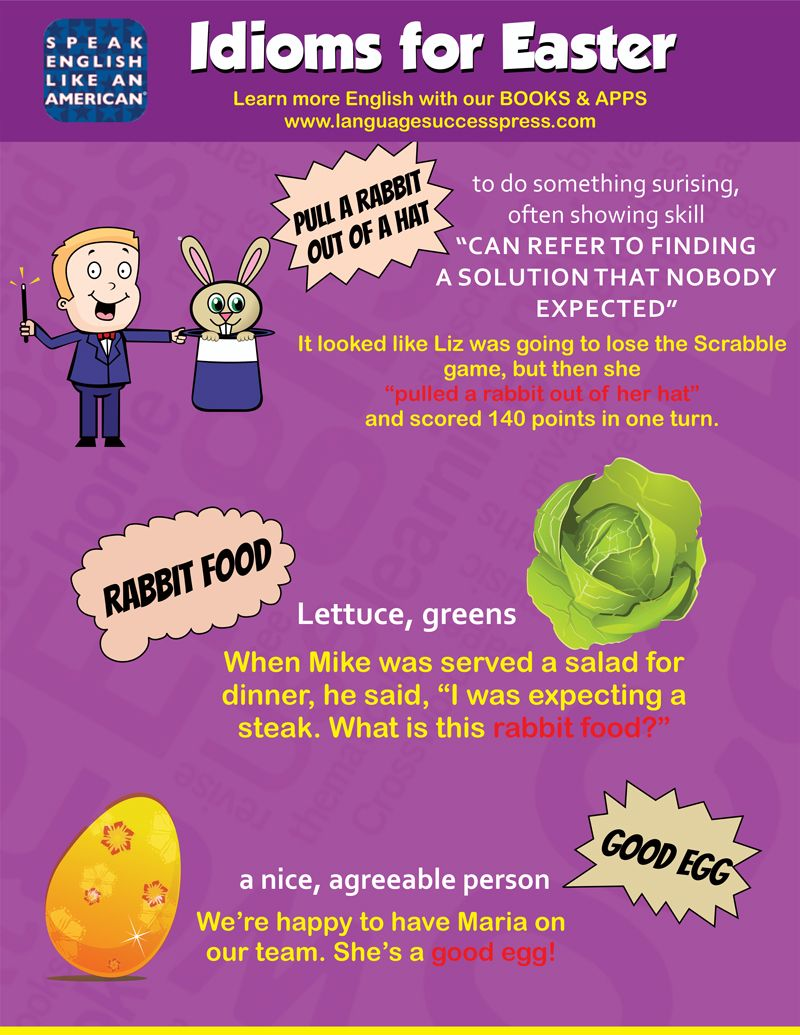 Pull A Rabbit Out Of A Hat And Other Useful American English Idioms Esl Ell Speakenglish English Idioms English Language Teaching English Language Learning