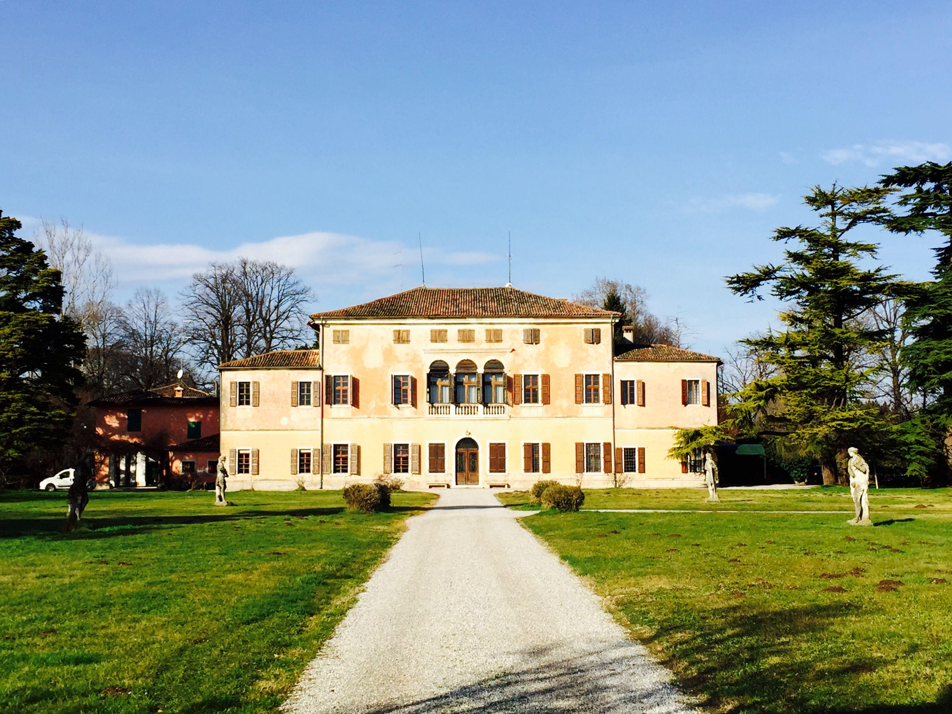 Villa ManinKechler sec. XVIXVII , Codroipo Udine.FDF15