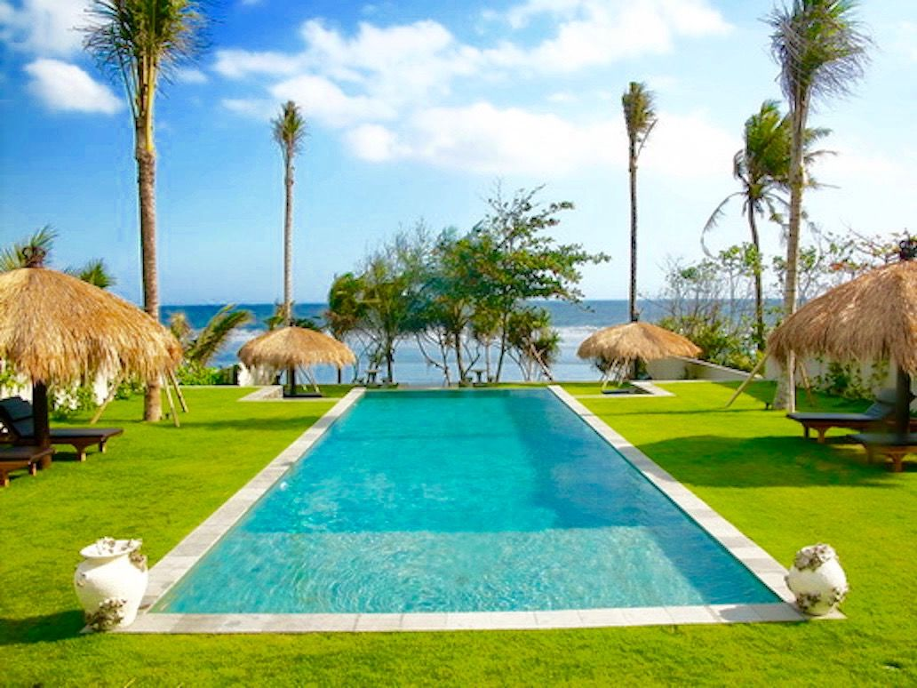 Villa Paradise Beach | 5 bedrooms | Tabanan, Bali #swimmingpool ...