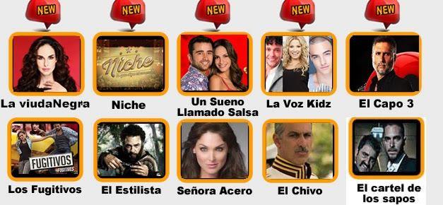 El Carteltv Television Colombiana Online