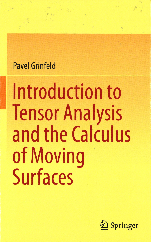Tensor Calculus Pdf