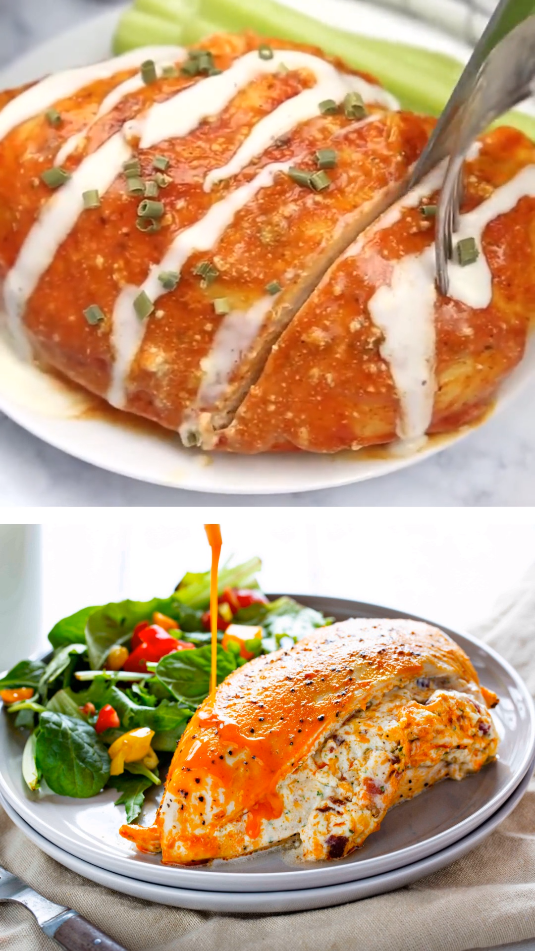 Stuffed Buffalo Chicken images