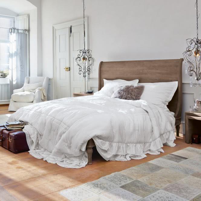 Bett Saint-Germier in 2018 Schlafzimmer Einrichten Ideen