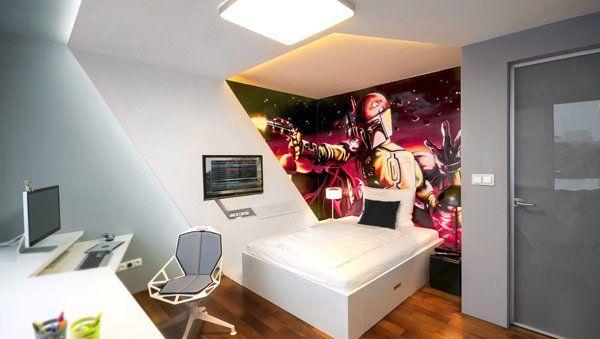 interessante teenager zimmer schlafzimmer büro tisch stuhl - stuhl für schlafzimmer
