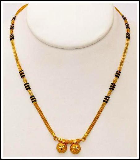 Marathi Mangalsutra Gold Mangalsutra Designs Gold
