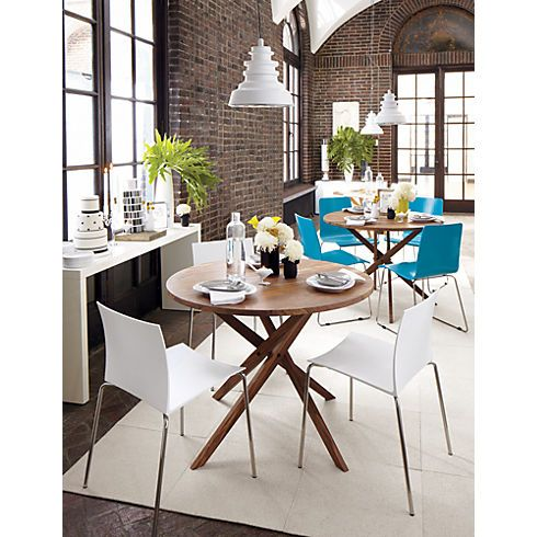 Twist Bistro Table In Dining Tables
