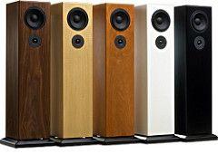 SUGDEN LS21 FLOOR STANDING LOUDSPEAKERS (Neophonics) Tags: england audio hifi loudspeakers sugden ls21 neophonics