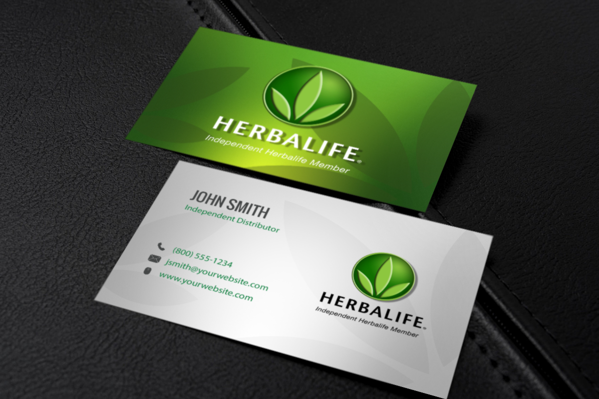 New Herbalife Business Cards Are Here Mlm Herbalife Distributors Wellness Nut Herbalife Business Cards Herbalife Business Cards Design Herbalife Business