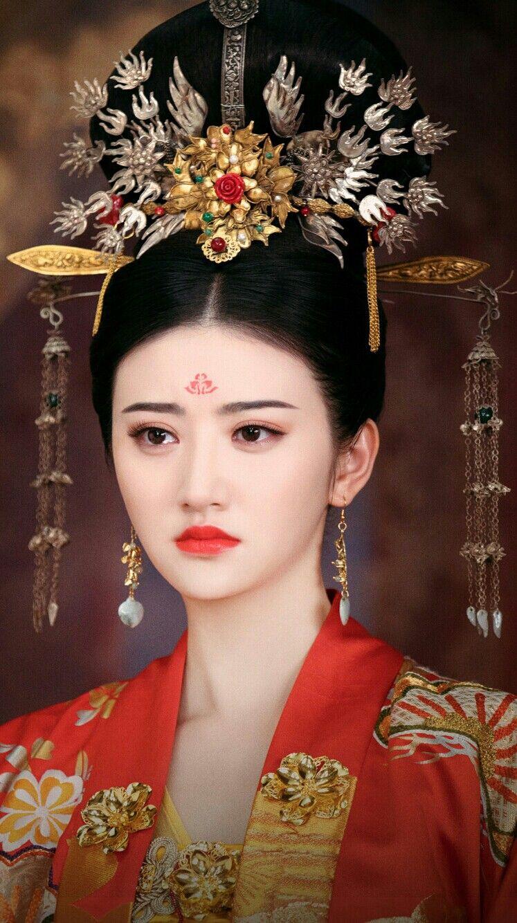 Фото китайских картин из волос