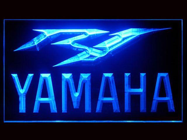 Yamaha R1 Logo Neon Light Sign Cricut Yamaha R1