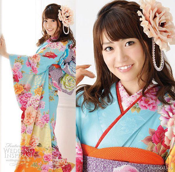 colorful inspiration — oshimauco kimonooshima yuko | oshimen