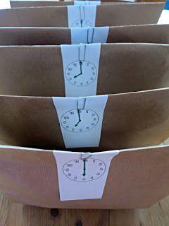 Nifes Welt: Stundentüten | Silvester tüten, Silvester diy ...