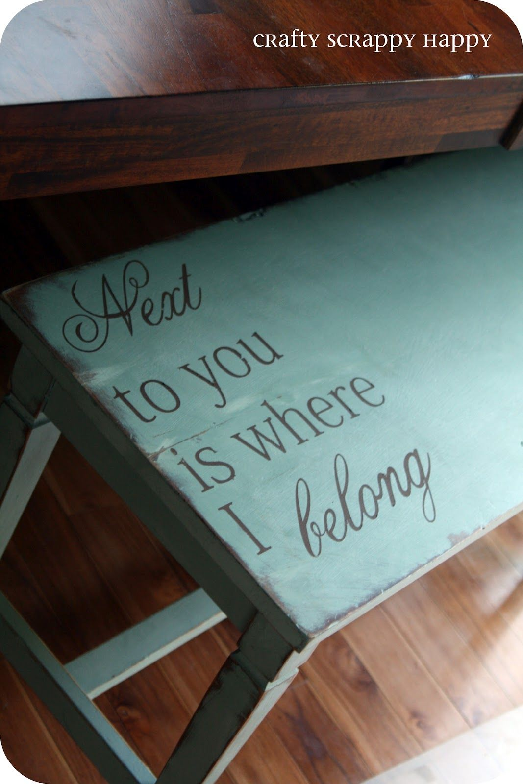 Love this idea | For the Home | Pinterest | Bench, Future house and ...