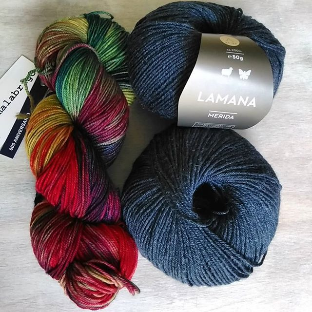 """ein neues Lacegarn Malabrigo /""""Silkpaca/"""" handgefärbte Alpaka-Wolle mit Seide"""