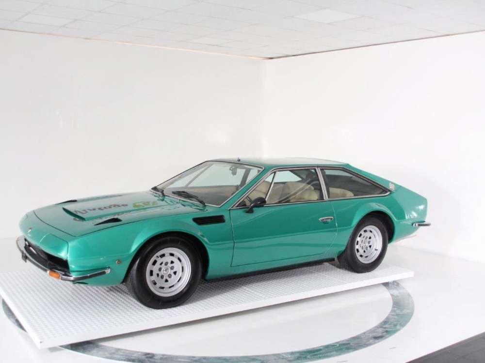 1973 Lamborghini Jarama S 400 Gt Classic Coupe Top Condition Tags